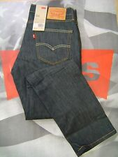 LEVI'S 511 MEN'S SLIM FIT ZIP FLY STRETCH JEANS RINSED PLAYA