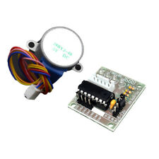 1set 5V Stepper Motor 28BYJ-48 With Drive Test Module Board ULN2003