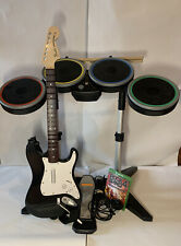 Rock Band 4 Bundle for Xbox One! Complete set with microphone & Game!
