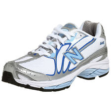 New Balance WR645WB White/Blue Running Shoes 7
