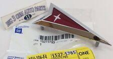 2006-2010 Pontiac Solstice Front Arrowhead Bumper Fascia EMBLEM new OEM