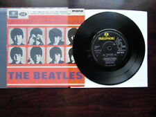 BEATLES EP ' EXTRACTS FROM THE ALBUM ' A HARD DAYS NIGHT ' ORIGINAL 1st PRESS