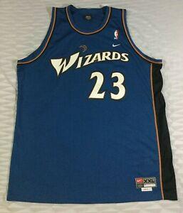 Washington Wizards Michael Jordan #23 Basketball NBA Nike Jersey Size2XL
