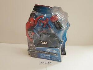 2007 Rare Spider-Man 3 Vs. Venom Symbiote Action Figure W/ Venom Ooze Marvel NEW