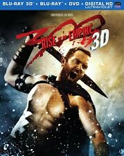 300: Rise of an Empire 3D (Blu-ray 3D + Blu-ray + DVD Combo Set)