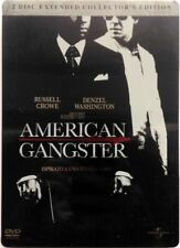 DVD American Gangster - Extended Collector's Edition Steelbook 2 Bremsscheiben