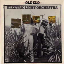 Olé ELO by Electric Light Orchestra (LP, 1981 Jet Records, Canada, PZ 35465)