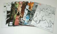 Variant Comic Lot 10 Marvel DC DDP Image Tellos Daredevil Injustice Terminator