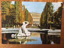 POSTCARD UNUSED AUSTRIA, VIENNA-CASTLE SCHONBRUNN (CASTELLO DI SCHONBRUNN)