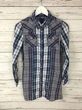 RALPH LAUREN Shirt Dress - Age 14 - Check - Great Condition