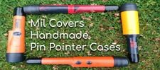 Clear Protective Plastic Case/Cover For Pin Pointer/Probe: Assorted Models