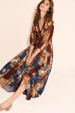 NWT Anthropologie Mykonos Maxi Dress $ 598.00 by Hemant & Nandita size 6