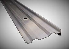 Kappleiste Aluminium 2,00m Stranggepreßt Wandanschluss Abschlussblech Dachblech