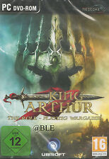 DVD ROM + King Arthur + The Role - Playing Wargame + Rittertum + Magie + Win 7