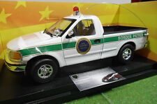 FORD F-150 Pick Up U.S BORDER PATROL POLICE au 1/18 d AMERICAN MUSCLE ERTL 33053