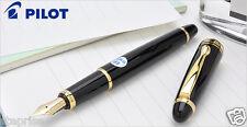 Pilot Namiki Custom 98 Black F nib 14kt Gold Shorty Fountain Pen 4.8inches