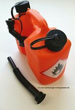 Kombikanister Standard Stihl , Orange, 0000 881 0124, 3 + 1,5 Liter, Motorsäge