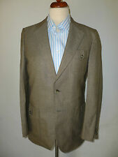 MENS VINTAGE  PURE WOOL TWEED  SUIT  -- SIZE UK 38