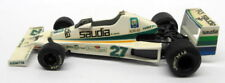 Western 1/43 Scale White Metal 17OCT17P Saudia Williams FW06 Jones Model F1 Car