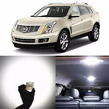 Alla Lighting Dome Light 578 212-2 White LED Bulbs for 2004~09 Cadillac SRX STS
