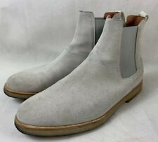 Common Projects Chelsea Boots Grey Suede (Mens 40EU/7US)