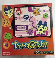 Tamagotchi 100 Piece Puzzle Pressman 2007 Factory Sealed Family Fun Night