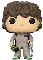 FUNKO POP! TELEVISION: Stranger Things - Dustin Ghostbusters [New Toy] Vinyl