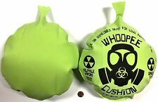Two (2) MONDO Gigantic Whoopee Cushion -- 10 inch Diameter -- an Epic Gag Gift !