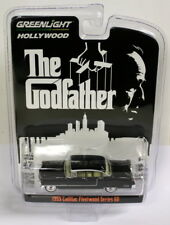 Greenlight 1/64 Scale 1955 Cadillac Fleetwood Series 60 The Godfather Model Car