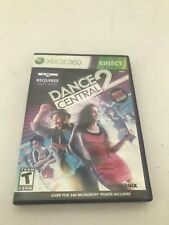 Xbox 360 Video Game: Dance Central 2 I Kinect I Teen