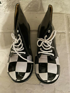 Professional Clown Shoes Costume -New