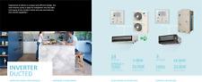 2020 Model Daikin 12.5KW Ducted Split Air Conditioner Supply+Install FDYAN125