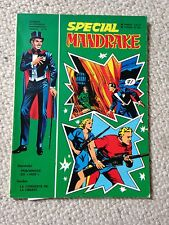 spécial MANDRAKE 94 (1971) Flash Gordon édition des remparts TBE