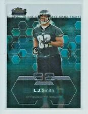 2003 Finest  #73  L.J. SMITH  ~  RC  ~  Eagles