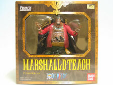 [FROM JAPAN]Figuarts Zero One Piece Blackbeard Marshall D. Teech Figure Bandai
