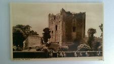Vintage Guildford Surrey c1950s B&W postcard The Castle