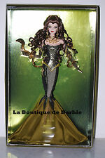BARBIE DOLL AS MEDUSA, GODDESS SERIES, M9961, NRFB, 2008
