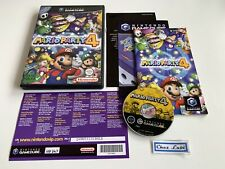 Mario Party 4 - Nintendo Gamecube - PAL FRA - Avec Notice