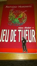 Anthony Horowitz - Alex Rider - tome 4 - Jeu de tueur