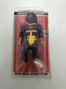 Chuck Norris Super Ninja Karate Kommandos Ruby Spears 1986 Action Figure