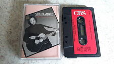NEIL DIAMOND - THE BEST YEARS OF OUR LIVES CASSETTE 1988 CBS