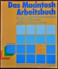 Il libro di lavoro Macintosh Mac 128k & Apple Lisa lavoro libro Dott. D. denominatore