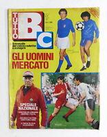 Rivista - Tutto BC il mensile del Calcio Cadetto - N. 5 - giugno 1981