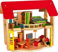 Happy Home & Furniture | Kids Childrens Toddler Pretend Play Wooden