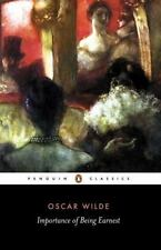 The Importance of Being Earnest and Other Plays (Penguin Classics)-ExLibrary