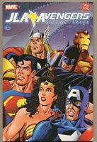 GN/TPB JLA / Avengers #1-2003 fn/vf Newsstand Variant Batman Superman Justice L