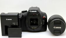 Canon EOS Rebel T100 Digital SLR Camera With 18-55mm Lens (Free Shipping)