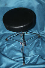 SALE! Tour Grade 200 Series Double Braced Tripod Drum Throne, Round Seat, TG297R