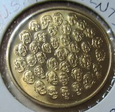 1789 - 1989 39 Presidents of the United States Token (K41A)