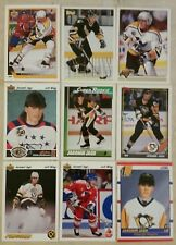 12 card lot of Jaromir Jagr